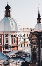 calvin klein ❁ e.d + g.d by calidolans