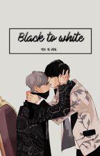 Black to white ; yoonmim by sugarnela