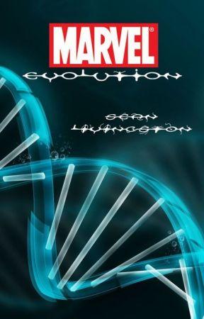 Marvel Evolution by DisneyWriter2015
