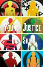 young justice one shots by lyutzy_19