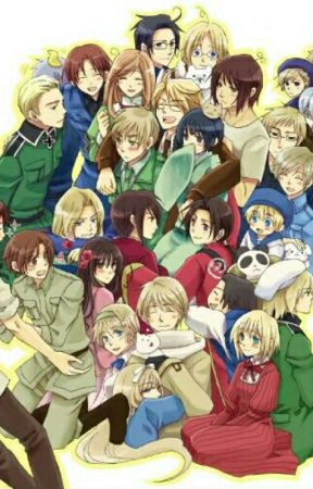 Would You Rather: Hetalia Edition ;) by thatotakugamer