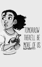 Tomorrow There'll Be More Of Us (hamilton high school au) by burrdid711