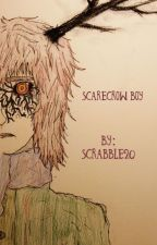 Scarecrow Boy by scrabble20