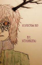 Scarecrow Boy by scrabble20
