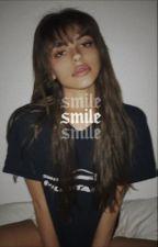 Smile △ O'Brien  by -hcmmings