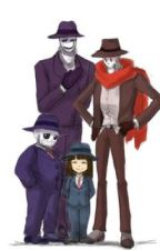 Mafiatale Sans x Clever Undercover Reader! by FanfictionLover506