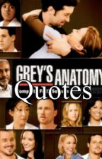 Grey's Anatomy Quotes  by AlyssaLindseyxx