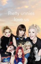 * : ・゚✧Pretty unnies love us  ✧゚・: * by enkh_kh