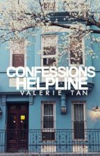 Confessions Helpline [#3 of the Helpline Trilogy] by savvyinpink