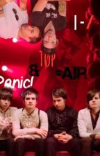 Panic! and Tøp=air by Daniella_Gold