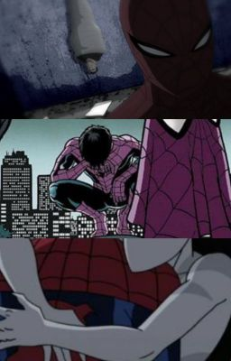 spiderman and white tiger having sex
