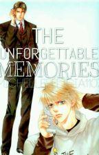 Finder Series- The Unforgettable Memories by MichelleFelicia1107