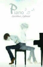 Piano [Vkook Fanfic] by Sparklesz_Syllvexx