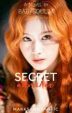 Secret Admirer ✔ by babysoul24