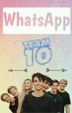Whatsapp Team 10 by ImcalledJuli