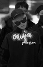 ❛ Ouija ❜ +; bts by sailorjeon-