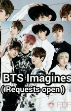 BTS Imagines ( Requests Open ) by KimShaeyhung100