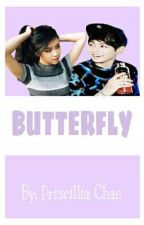 BUTTERFLY  |Jungkook And Rosé| {COMPLETED} by priscillia_chae