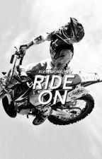 Ride on! by xlesemonsterx