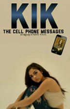KIK • Chandler Riggs by darkpleace