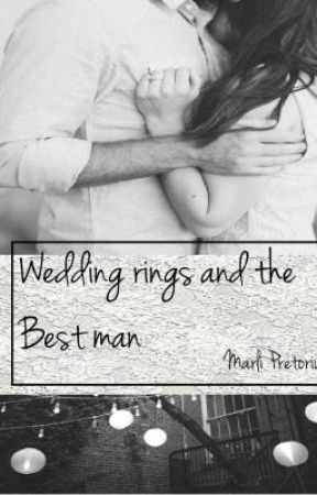 Wedding rings and the best man by marlivmp