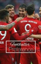Footballer Preference by lewancoly