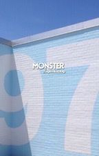 Monster |Jungkookxleser by jungkookiesarmy
