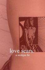 love scars; k.seokjin by depereo