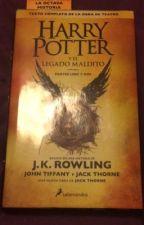 Harry Potter y el legado maldito by valeriam0012