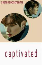 Captivated [ Markson ] - A Got7 Fanfiction - by minbuttfall