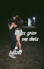 hayes grier one shots  by lxstzzz