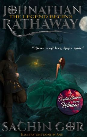 Johnathan Rathaway: The Legend Begins by SachinGor