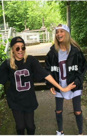 Lisa and Lena fan fiction: School Trip