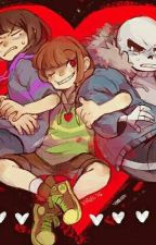 """Undertale """"Tuer Ou Aimer ?"""" by _JusteUneFille_"""