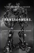 Transformers [Optimus Prime X Reader] by LoveRandomness