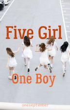 Five Girl One Boy / Kook by oneseptember