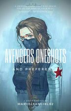 Avengers OneShots and Preferences by MARVELFANGIRL02
