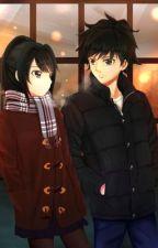 A Christmas surprise (budo X Ayano) by 72shadesofblue
