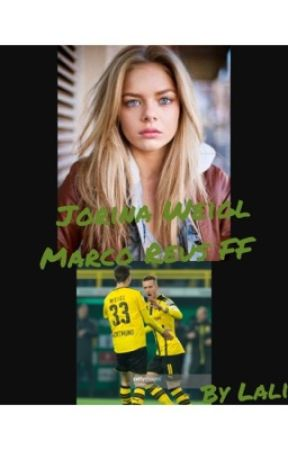 Jorina Weigl ( Marco Reus u.A FF) by Laliah
