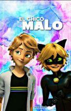 el chico malo (Adrien y tu) by vananalandia
