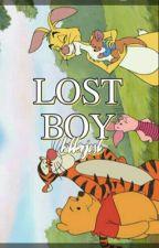 Lost Boy by phiIseyeIash--
