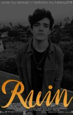 Ruin.//Aaron Carpenter. by Kailany2104