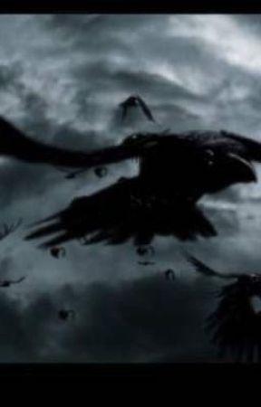 Un cuervo en mis sueños  by borntothis_