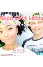 Griff and Zuri: Head Over Heels (Short Story) by iMadHatter