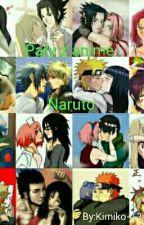 Pary z anime Naruto by Kimiko-13