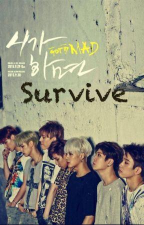 Survive ||Markson/Jinbam AU by chainccity
