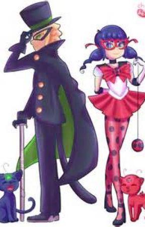 Sailor scouts- Miraculous Ladybug Version - Oc creating - Wattpad