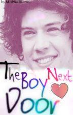 The Boy Next Door - Lirry Stayne AU by MrsNiallHoran