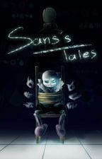 Sans's Tales [TŁUMACZENIE PL] by FloofeeDawgs
