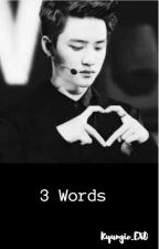 3 Words - D.O x Reader by Missloli375